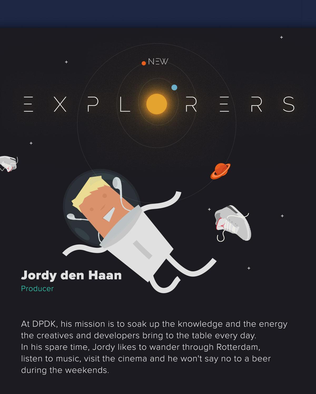 New Explorers
