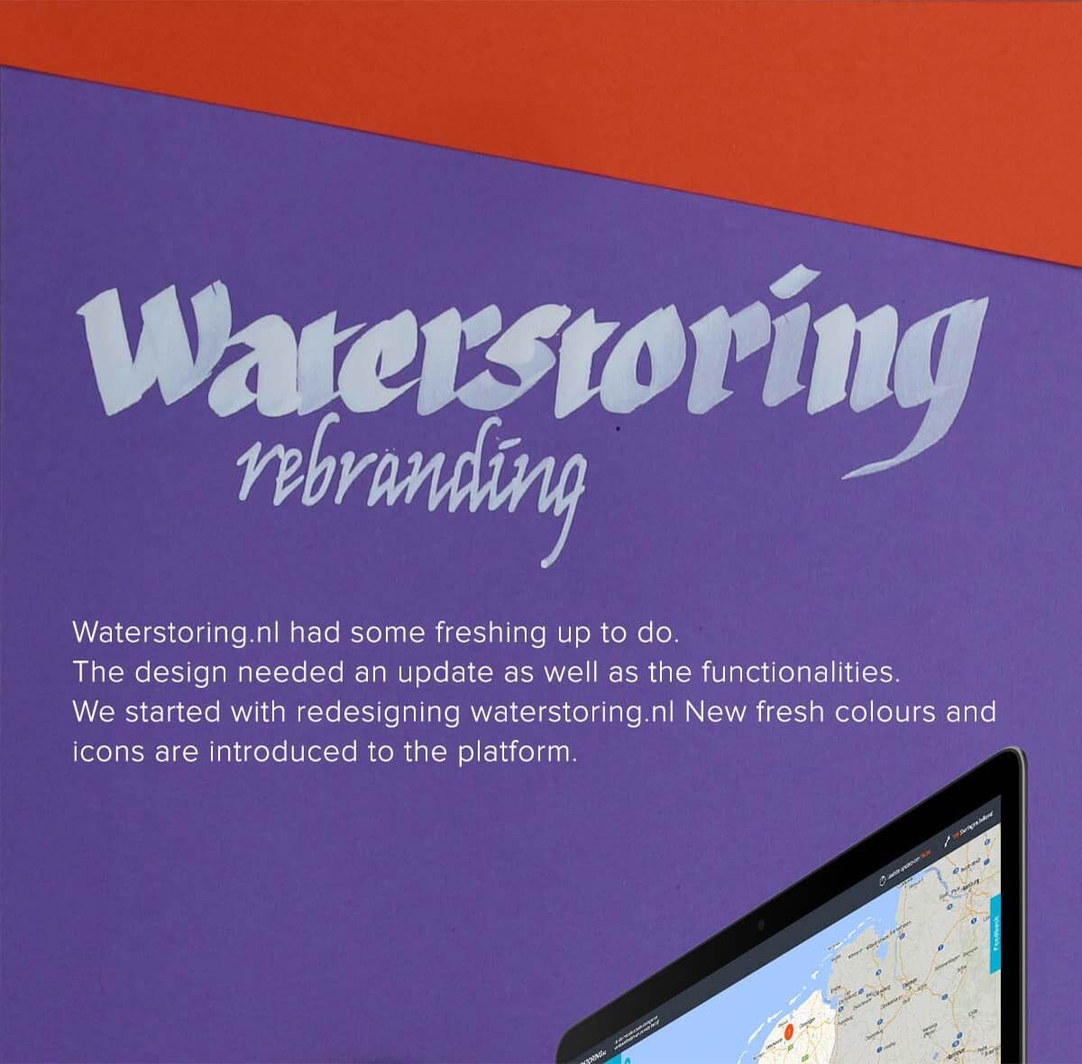 Waterstoring