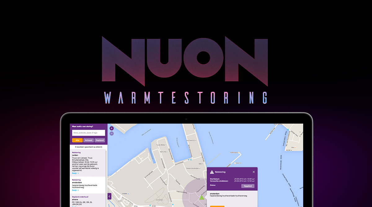 NUON Warmtestoring