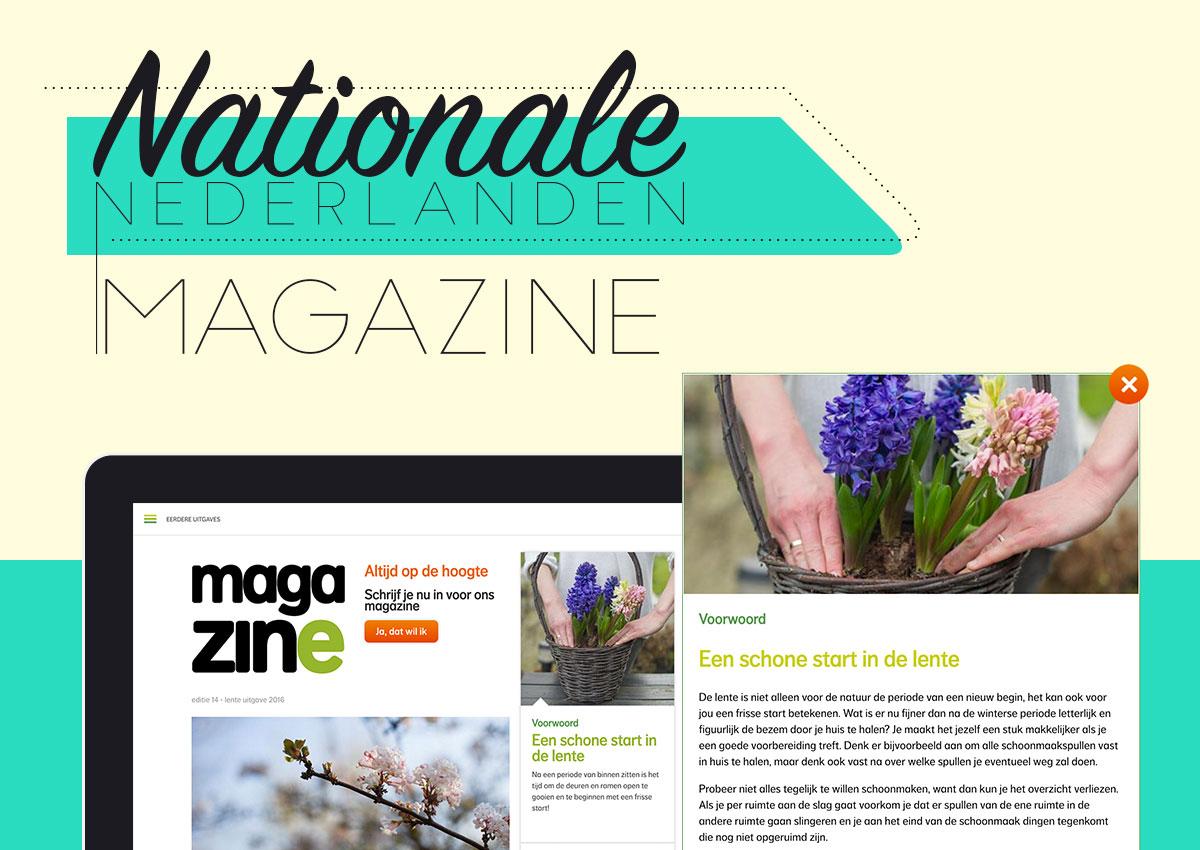 Nationale Nederlanden Magazine