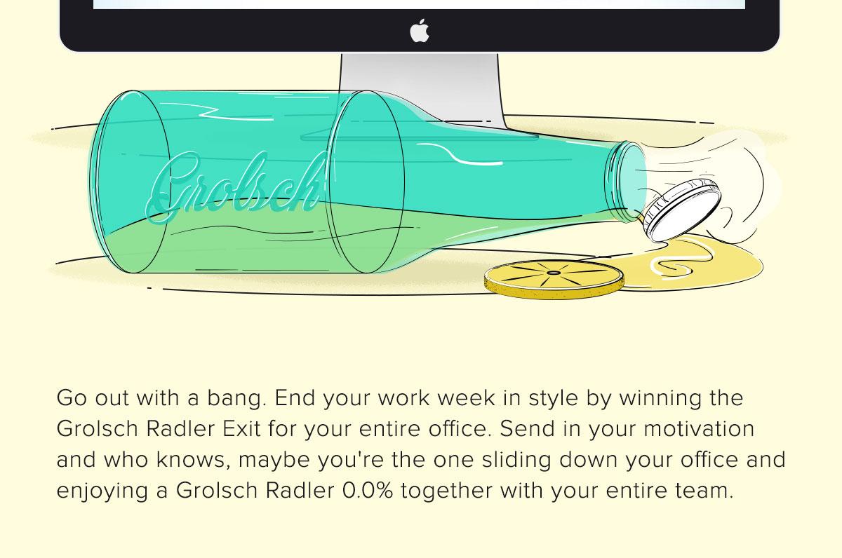 Grolsch Radler