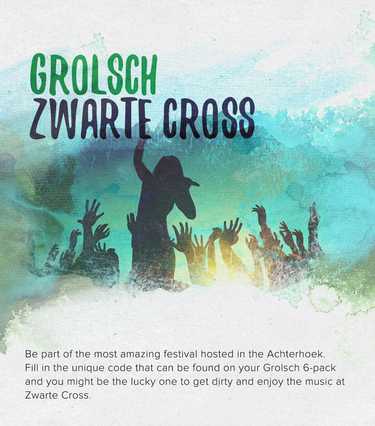 Grolsch | Zwarte Cross