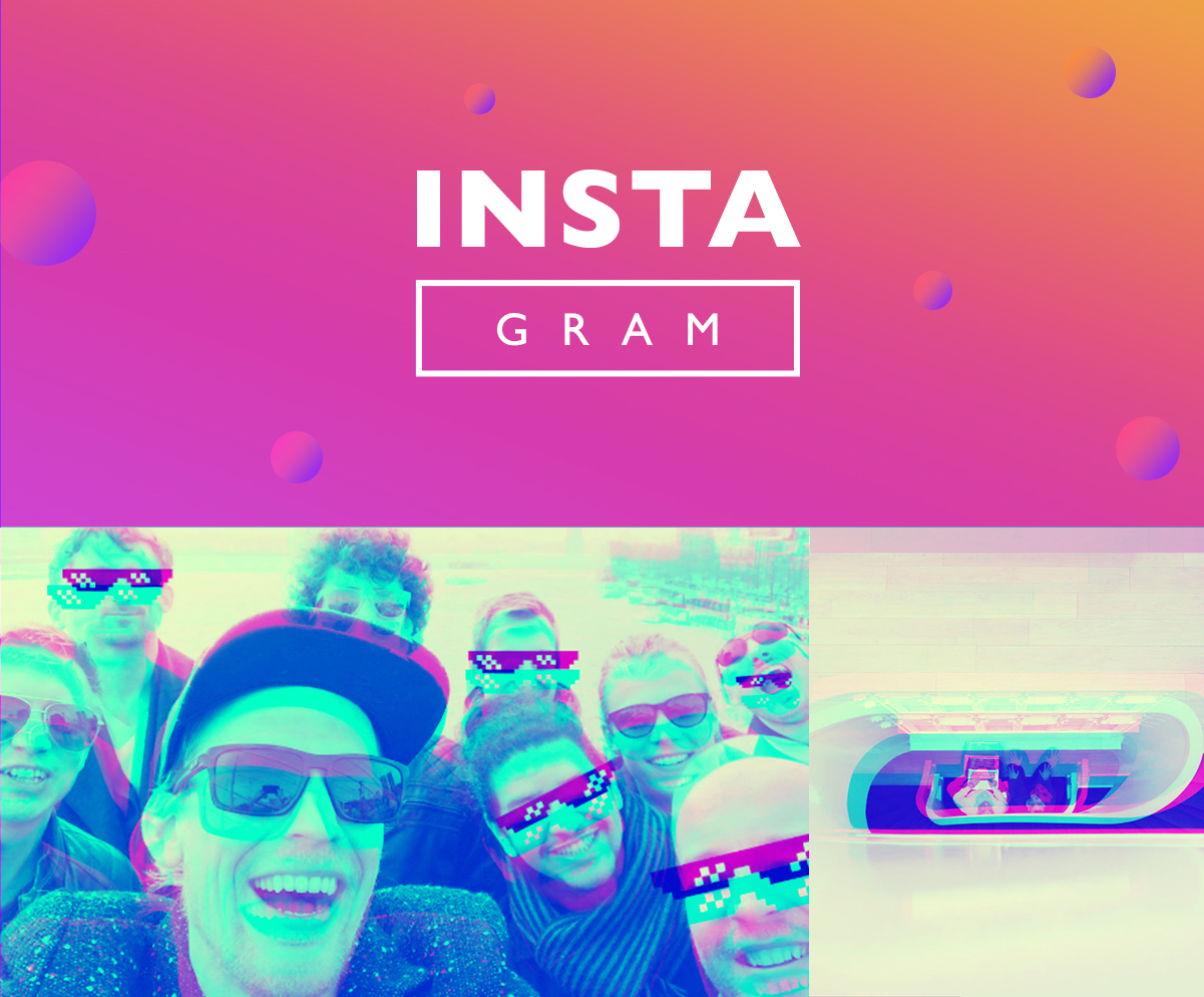 Instagram header