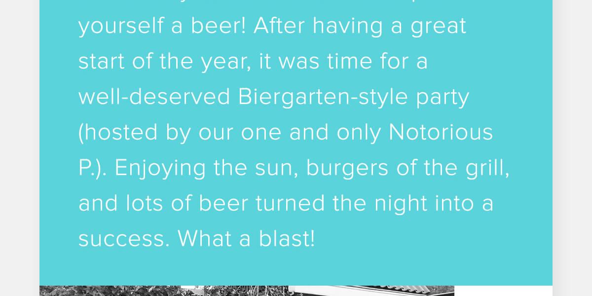 DPDK Bierfest BBQ