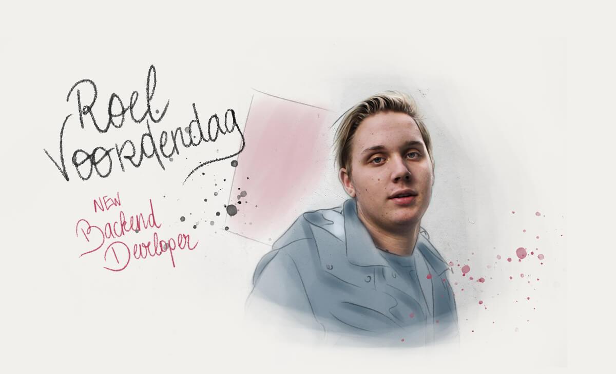 New to the Team: Roel Voordendag - Backend Developer