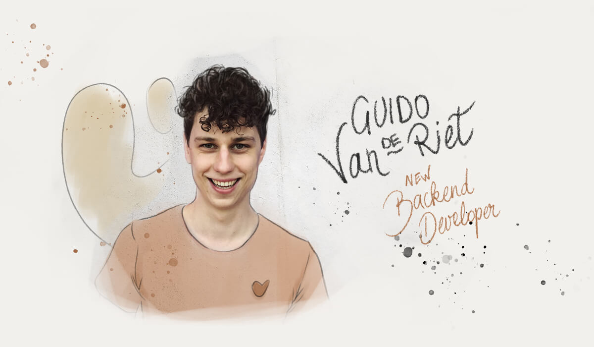 New to the Team: Guido van de Riet - Backend Developer