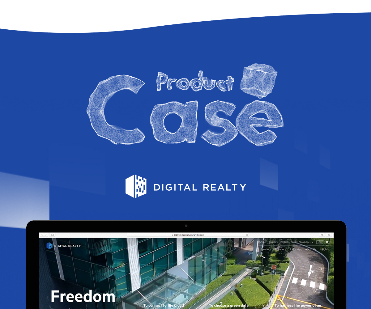 Digital Realty product case