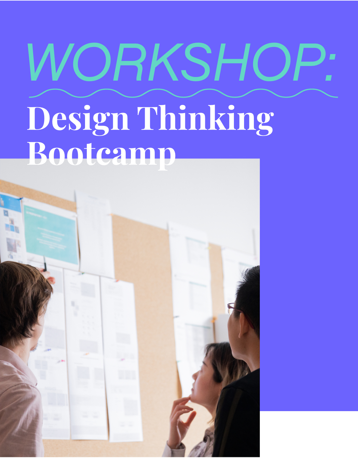 Workshop: Design Thinking Bootcamp